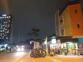 Sewa RUKO depok UI depan Apartemen Dave NEMPEL gate TOL Strategis Rame
