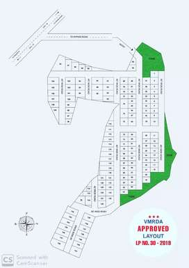 VMRDA approved plots for sale