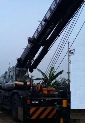 Jual Rough Terrain Crane Tadano TR-350-M-3-00101