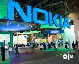Nokia process Hiring for BPO/Back Office/Domestic Caller/lnbound proce