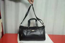 Bag with shoe pocket  new not used