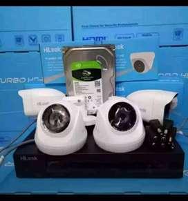 Murah dan bergaransi kamera CCTV siap pasang