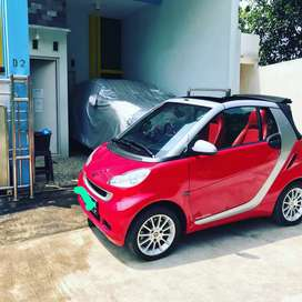 Jual mobil smart fortwo cabriolet