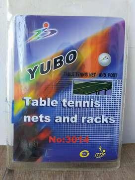 Net + Tiang Tennis Meja YUBO