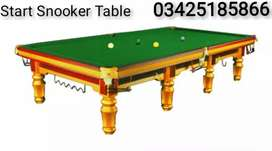 Snooker / Bellied Table factory