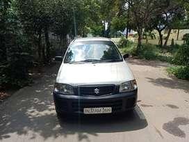 Maruti Suzuki Alto LX, 2005, LPG