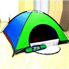 Camping Tent colorations and formations. Choosing the first-class one