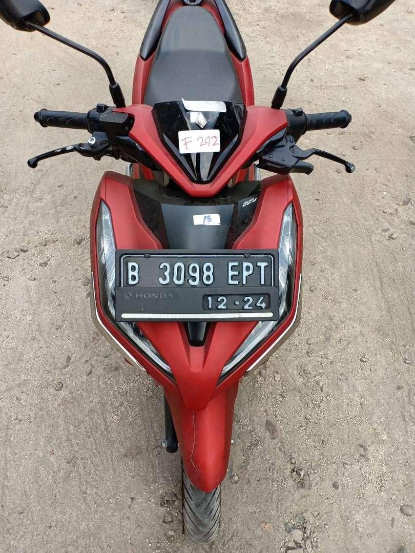 Honda Vario 150 Thn 2019 (Raharja Motor Depok) 0