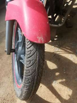 Single owner , self start , well maintenanced , good tyres ,