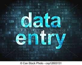Urgent Data Entry Operator