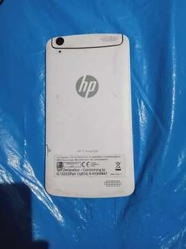 HP 7 voice tablet