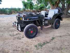 Original Willy Jeeps Model