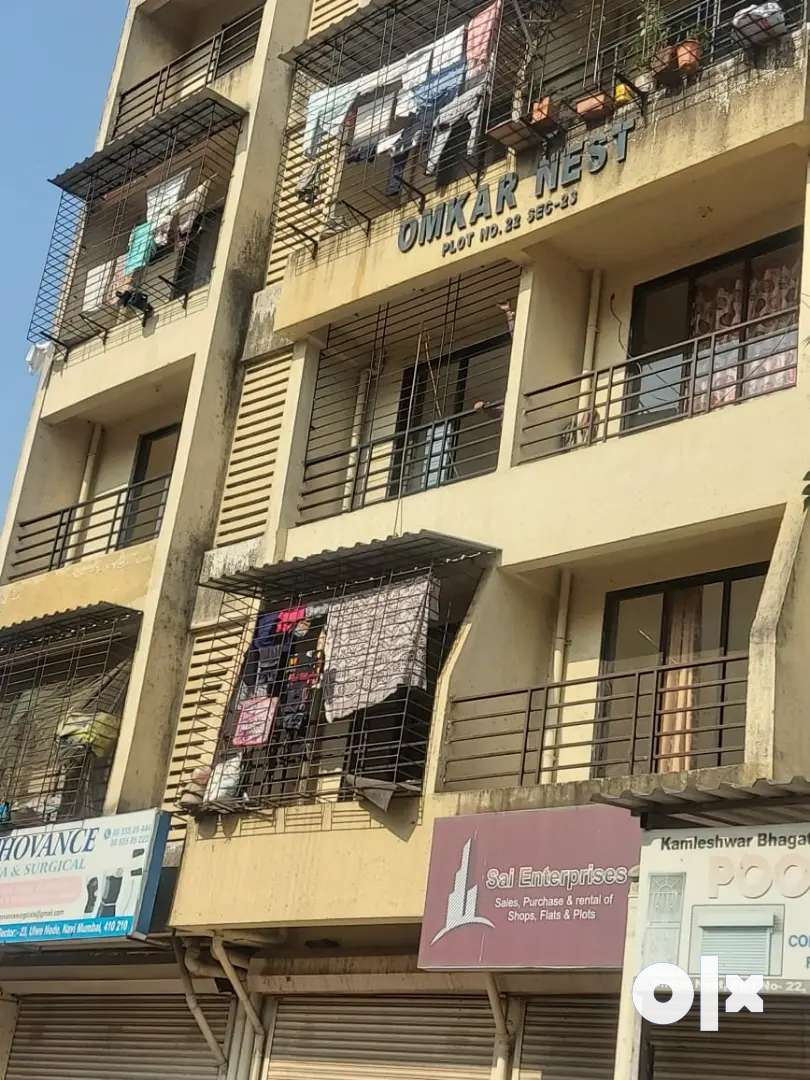 1Rk on rent in sector 23 ulwe 0