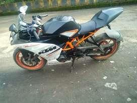 KTM Rc390 best condition