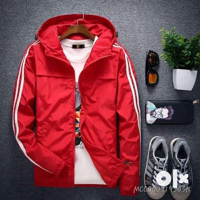 Imported Red Jacket for cool winters 0