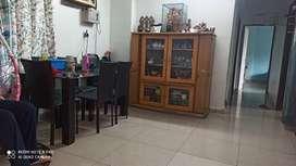 Wooden crockery cabinet
