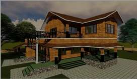 Freelance Architect 2D and 3D including sanction drawing