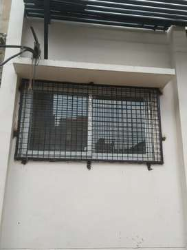 IRON GRILL for window