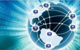 Internet service provider technician
