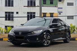 Honda Civic Hatchback 1.5 Turbo 2017 KM Low Termurah