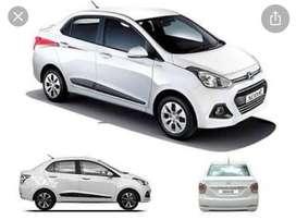 Hyundai Xcent Car