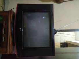Jual tv flat tabung LG 21 inch
