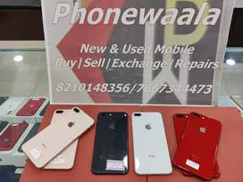Iphone 8 plus (64)gb All colour r available at low price at phonewaala
