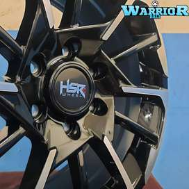 Velg Mobil Murah Ring 18 HSR HOLLO Buat Pajero Fortuner Hilux Ranger