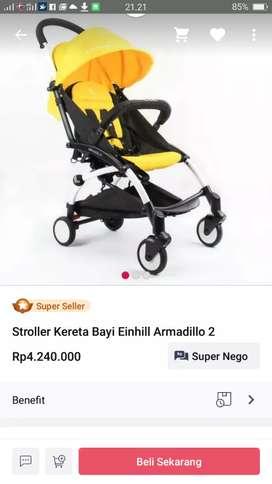 Di jual kereta bayi
