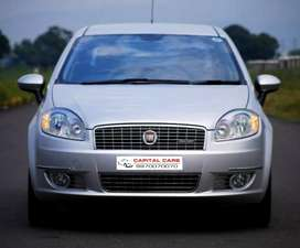 Fiat Linea Emotion 1.4 L T-Jet Petrol, 2011, Petrol
