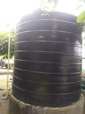 5000 ltr water tank
