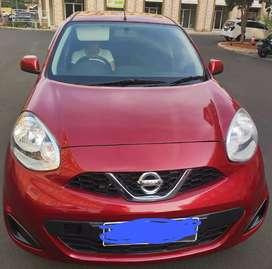 Nissan March 2014 pajak panjang