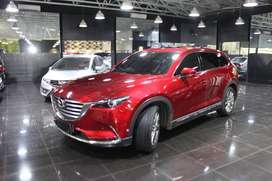 {KM 25rb) Mazda CX-9 2.5 AT Matic 2018 CX9 Merah ASTINA MOBIL
