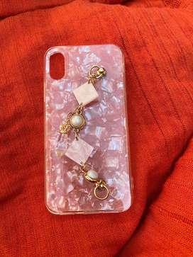 I phone x back cover