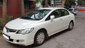 Honda Civic Hybrid -Runs on Hybrid Battery / Petrol | 15kmpl 6 airbags