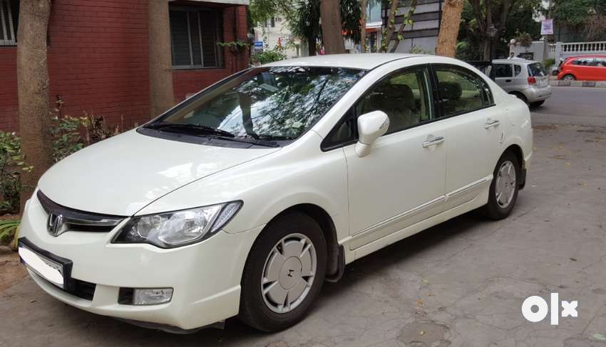 Honda Civic Hybrid -Runs on Hybrid Battery / Petrol | 15kmpl 6 airbags 0