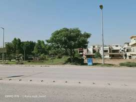 Dha phase 5 sector C corner bulvd plot for sale