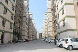 Available 3 bhk flat for rent in vip road, Zirakpur