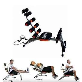 Six PAck alat Olahraga Fitness Pengecil perut Harga Grosir 456