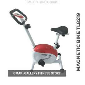 Magnetic bike fitness sports