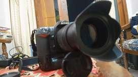 Nikon D200 fullset