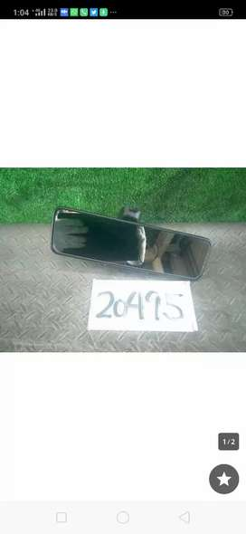 Nissan note roof mirror