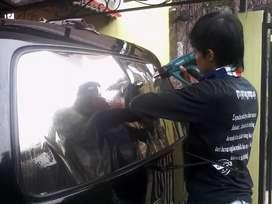 Kaca film mobil murmer bahan berkualitas