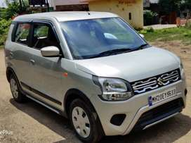 Maruti Suzuki Wagon R 2019 Petrol Good Condition