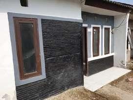 Rumah subsidi over kredit siap huni