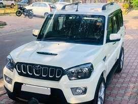 Mahindra Scorpio S8, 2019, Diesel
