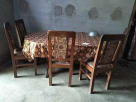 Dining 4 seater