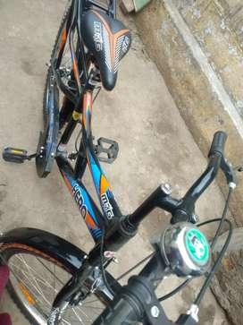 New kits bicycle