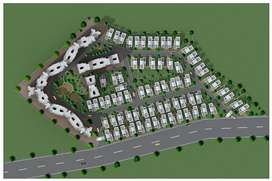 2 BHK flat available in oswal nagar near maruti circle
