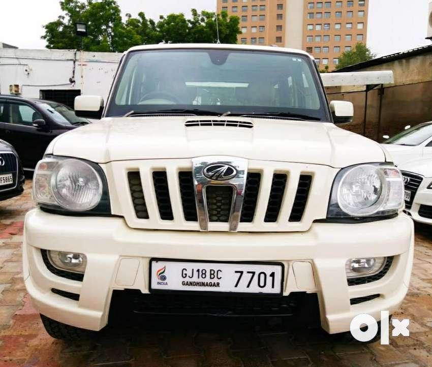 Mahindra Scorpio VLX 2WD BS-IV, 2014, Diesel 0